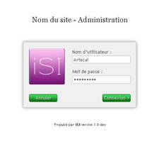 iSI - Login by Epoc22