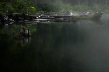 Snag Lake 4 by Alegion-stock
