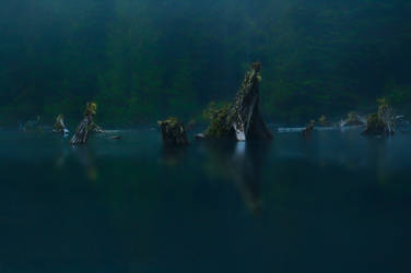 Snag Lake 6 by Alegion-stock