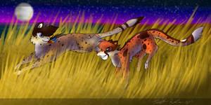 tHK: Starlit Return by Flashpelt1