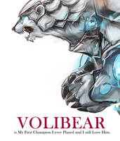 The Thunder's Roar - Volibear by lancer0519