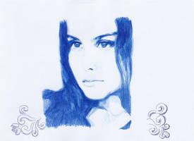 Blue Hope by BluPigeon