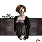 Alice Cullen by chrismickens