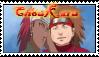 Chouji x Karui Stamp by Pinky19295