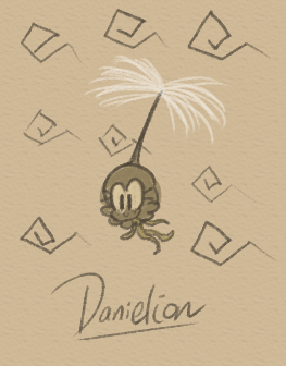 100 FantaCs - Danielion by SomeFoolFP