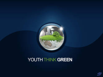 YOUTH THINK GREEN by spcine
