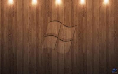 bamboo win7 Wallpaper by spcine