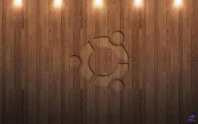 bamboo ubuntu Wallpaper by spcine