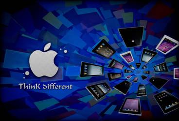 iPod Kaleidoscope by spcine