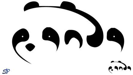 Panda by spcine