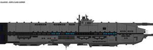 Soryu class - Carrier by zagoreni010
