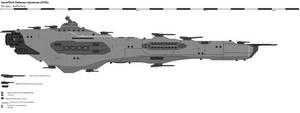Kii class - Battleship by zagoreni010
