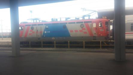 Class 441 electric locomotive by zagoreni010