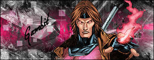 Gambit by candlejack9