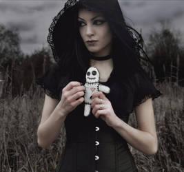 Beth Voodoo Doll by LizaSilver