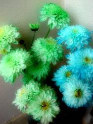 Dye Flower by lilnasty