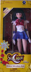 11.5' Sailor Saturn Doll SOLD by SakkysSailormoonToys