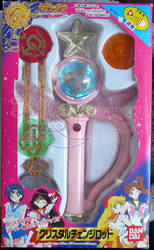 Beauty Change Rod by SakkysSailormoonToys
