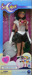 11.5' Sailor Pluto Doll 2001 by SakkysSailormoonToys