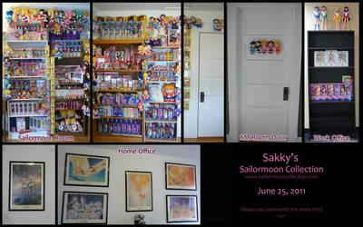 Sailor Moon Collection IX by SakkysSailormoonToys