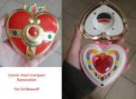 Cosmic Heart Restoration by SakkysSailormoonToys