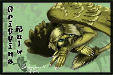 Griffins Rule by SisterLan