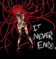 it never ends by loriluna