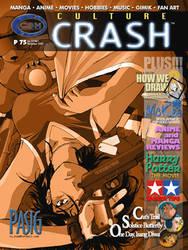 CultureCrashComics Issue 3 by CultureCrashComics