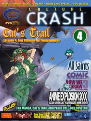 CultureCrashComics Issue 4 by CultureCrashComics