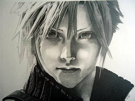 Ac Cloud strife by Cr1msonCloud