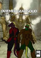 DWEMER GEAR SOLID: The Twin Argonians by HelloMyNameIsEd