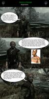Skyrim is Strange - Argonians by HelloMyNameIsEd