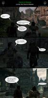 Skyrim is Strange - Jordis the Sword-Maiden by HelloMyNameIsEd