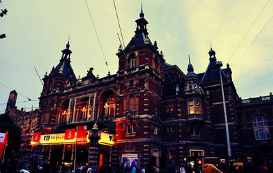 Holland 01 by mor3llo
