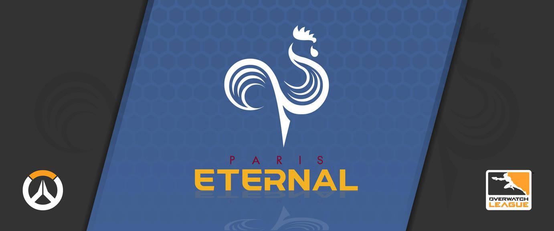 Overwatch League Paris Eternal 2 By Sbx611 On Deviantart