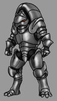 Urdnot Family Armor Concept by Sin-Vraal