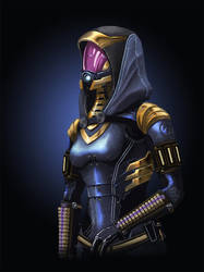 Cover - Tali by Sin-Vraal