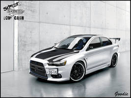 Evo Low Cash by GoodieDesign