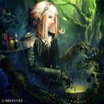 pharmacist elf by masterbimo