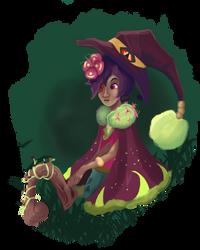 Swamp Witch by Brakal