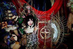 Trinity Blood - Seth Nightlord by EimASagi