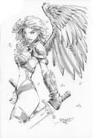 Battle Angel by rantz