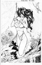 Wonder Woman Step 4 by rantz