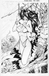 Wonder Woman Step 5 by rantz