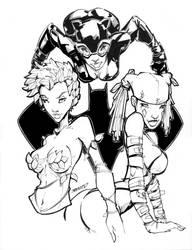 3 Amigos by rantz