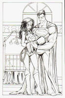 11x17 Commission WW and Supes by rantz
