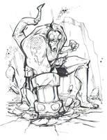 Hellboy DCC by rantz