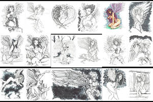 31 Rantz Angels by rantz