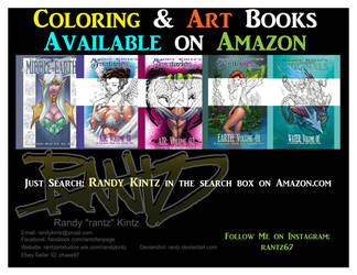 Amazon PostCard by rantz