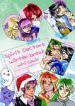Christmas mini comic feat. Spirit Doctors by Jessabel